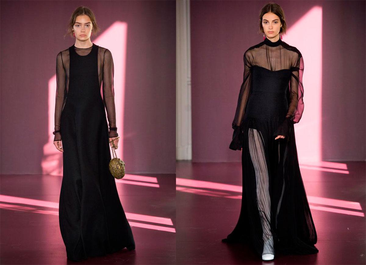 6bfa12d521c Valentino  haute couture Осень-Зима 2017 2018