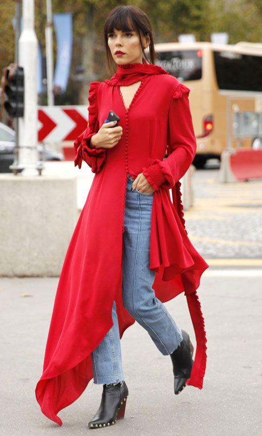 лук с красной рубашкой