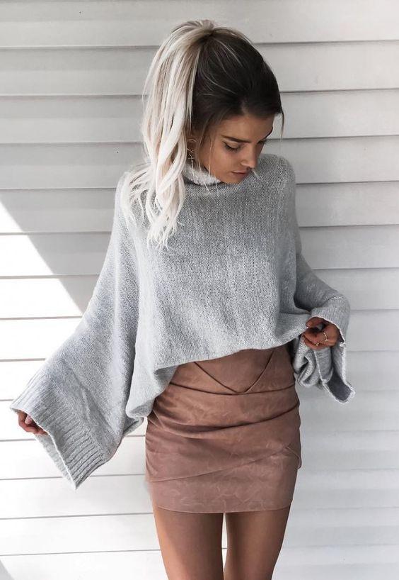 свитера женские 2017