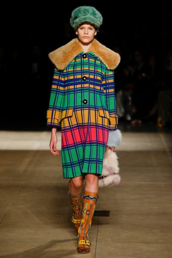 Модные луки 2018