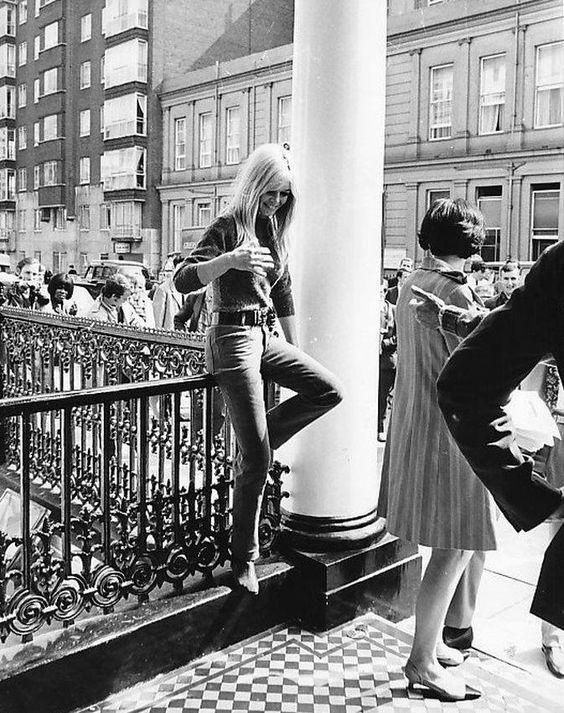 Блузка Brigitte Bardot