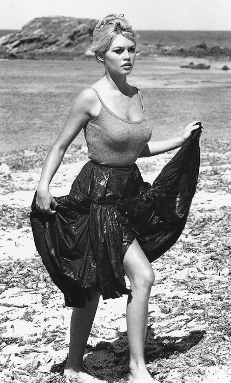 Brigitte Bardot юбка