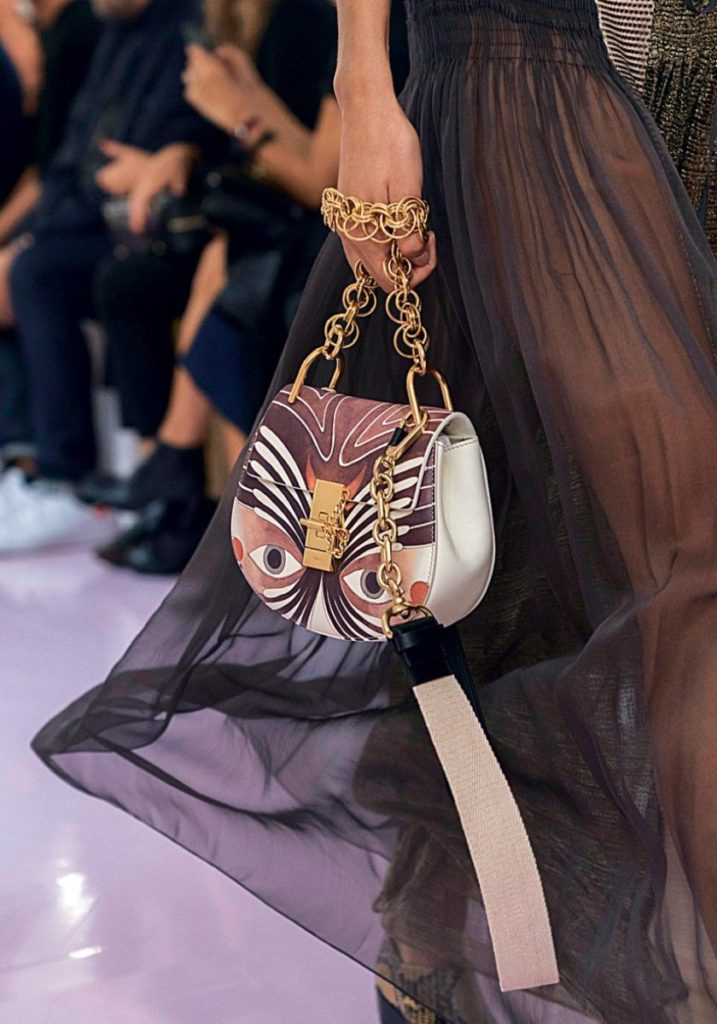 Маленькая сумка Chloé
