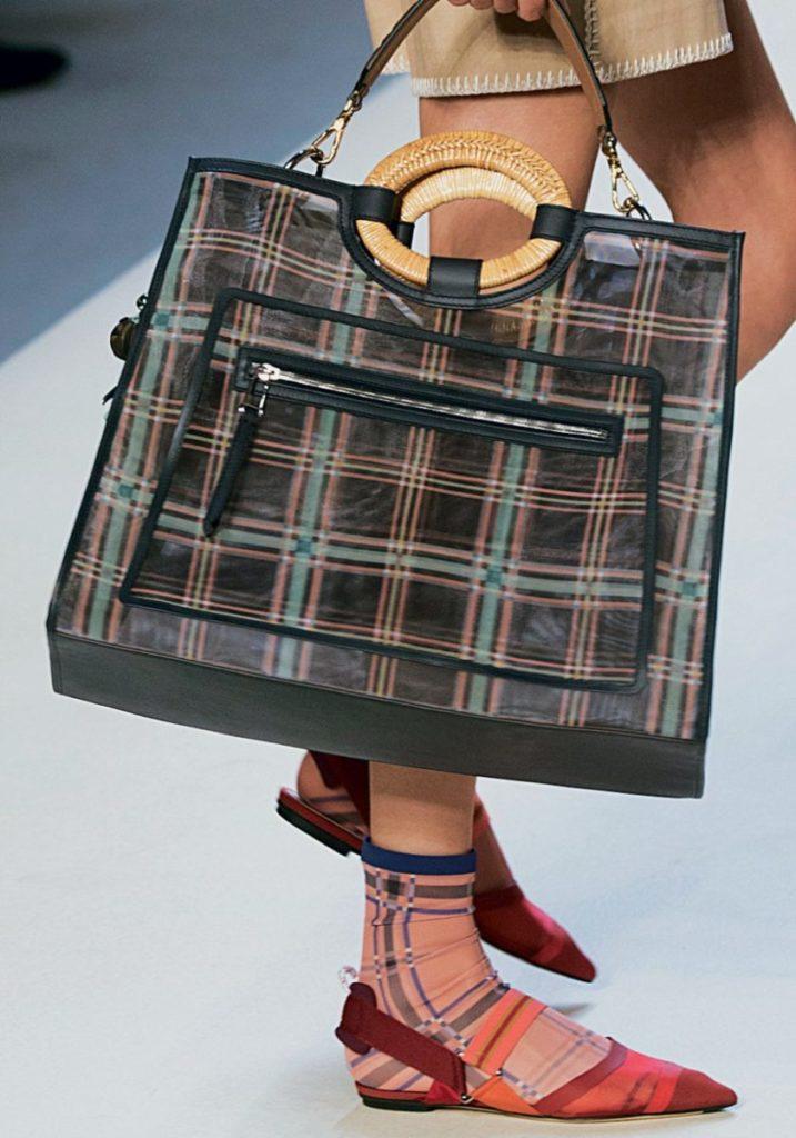 Большая сумки Fendi