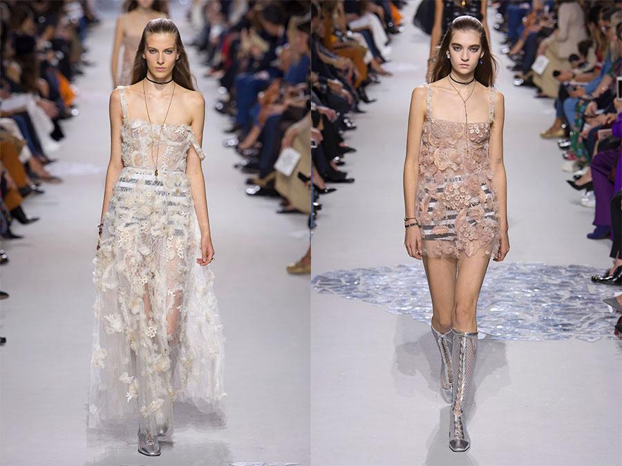 Вечернее платье Dior