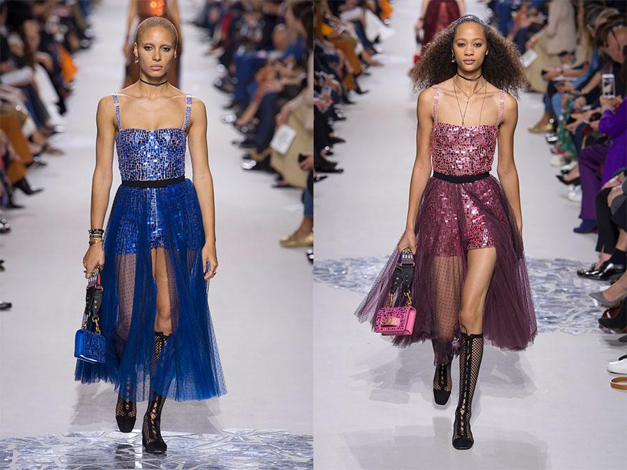 платье пачка Dior