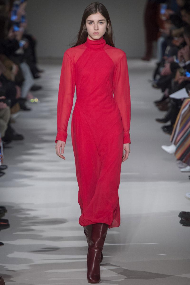 Коллекция платьев виктории бекхэм 2017